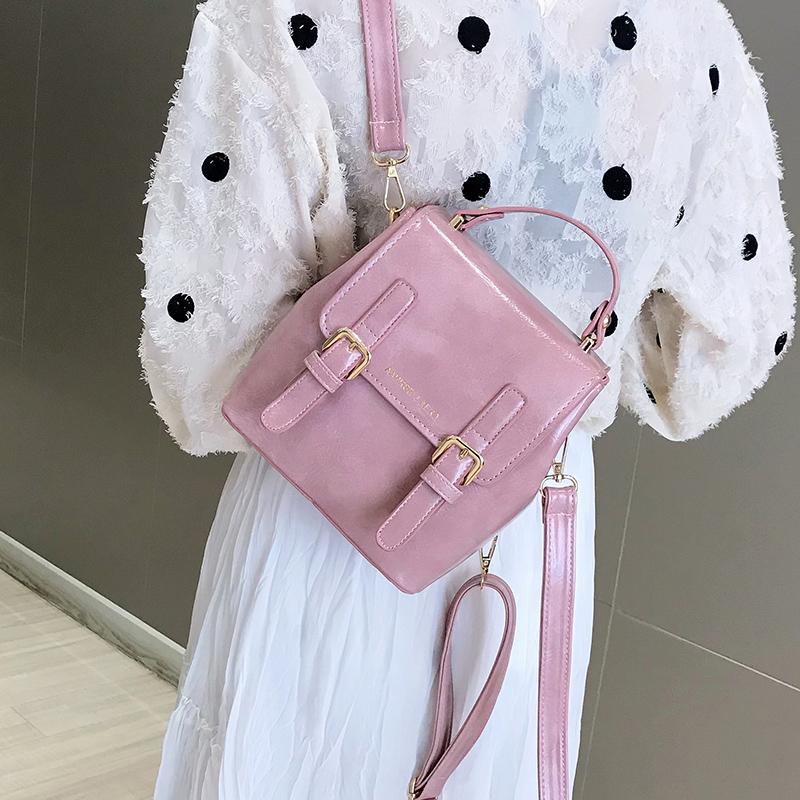 Photo of US $34.67 |Bright Leather Mini Backpacks Preppy Style School Bags For Teenage Girls Female Travel Backpack Women Bagpack mochila XA459H|Backpacks| |  – AliExpress