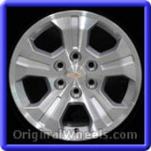Oem Chevrolet Silverado Wheels Stock Used Factory Rims