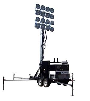 Lighttower Net Is The Leading Source For Magnum Light Tower Electric Light Towers Portable Light Towers Diesel Light Towe Portable Light Area Lighting Light