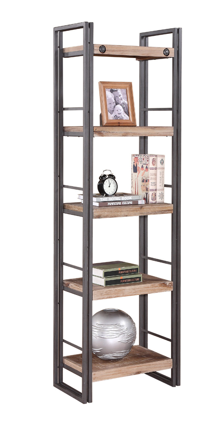 Brooklyn Small Open Bookshelf Moe S Home Collection Home