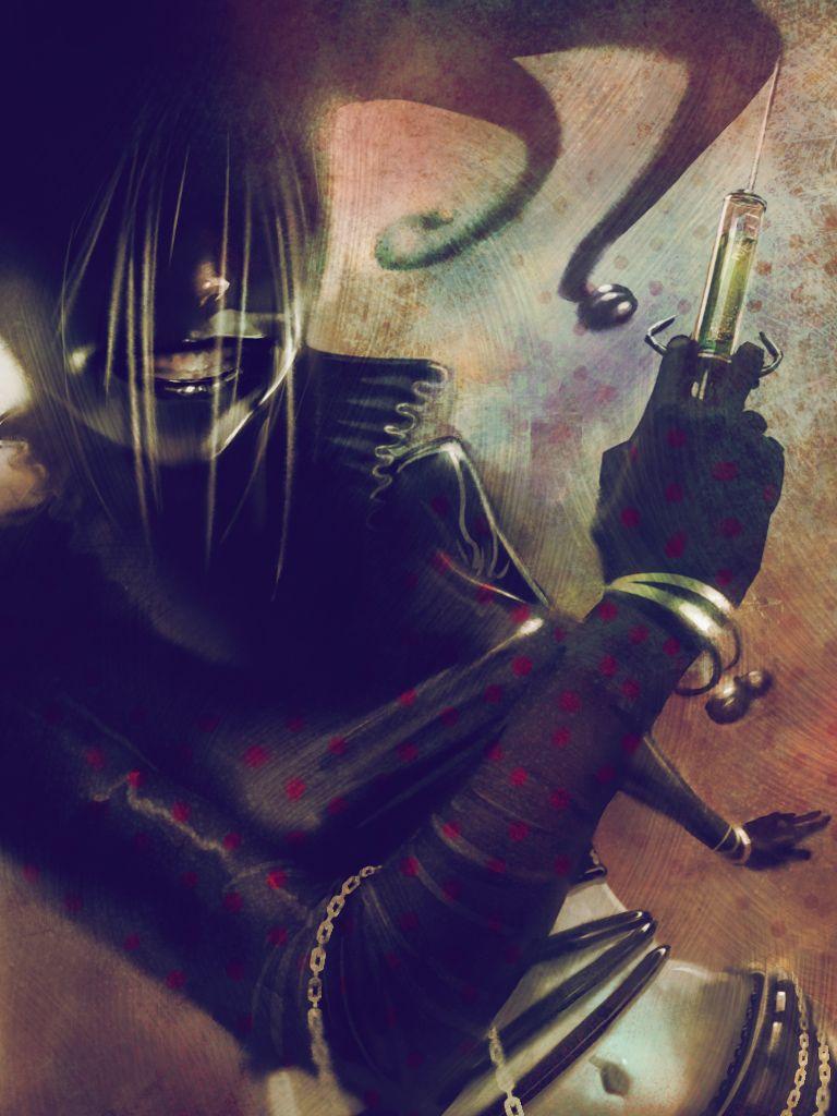 Harley Quinn by ~Samkaat