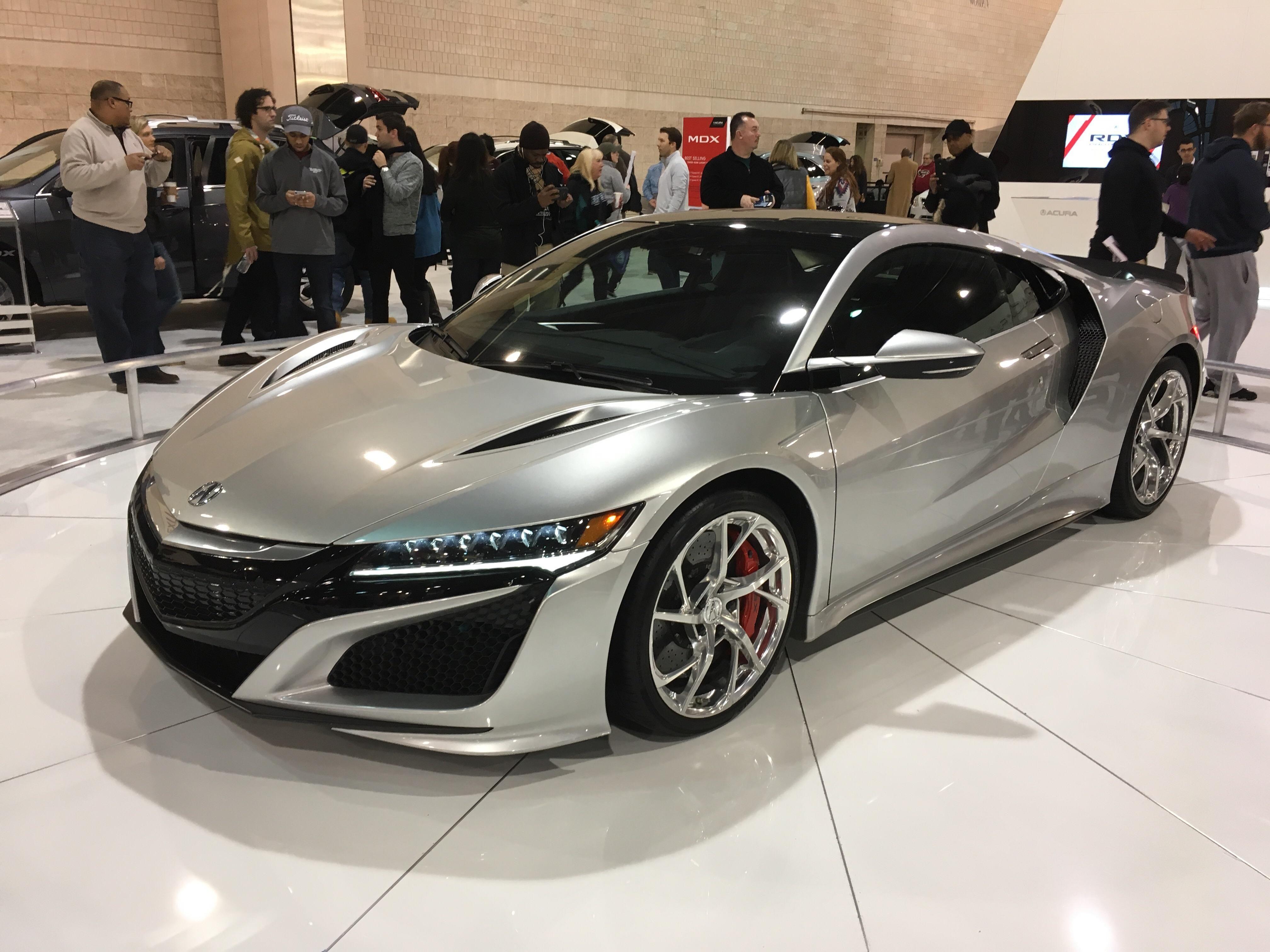 2017 Acura NSX Philadelphia Car Show Reddit Credit rockzter928