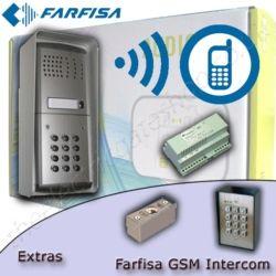 Farfisa GSM Intercom   smart home
