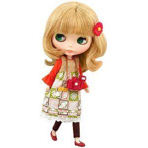 My favorite Blythe Doll