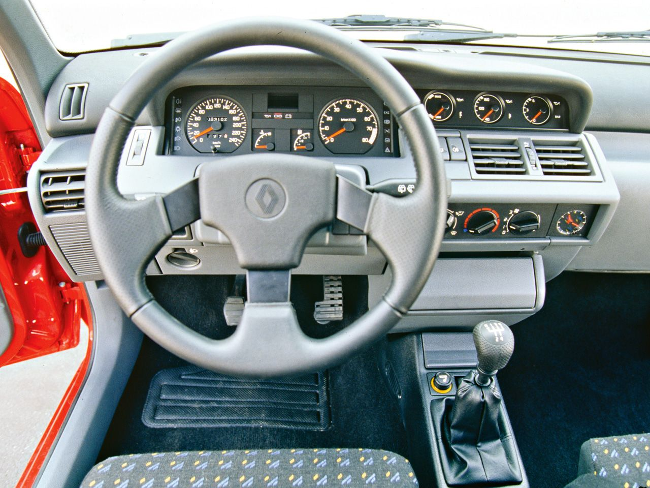 1991 Renault Clio Renault 5 Auto Motorizada