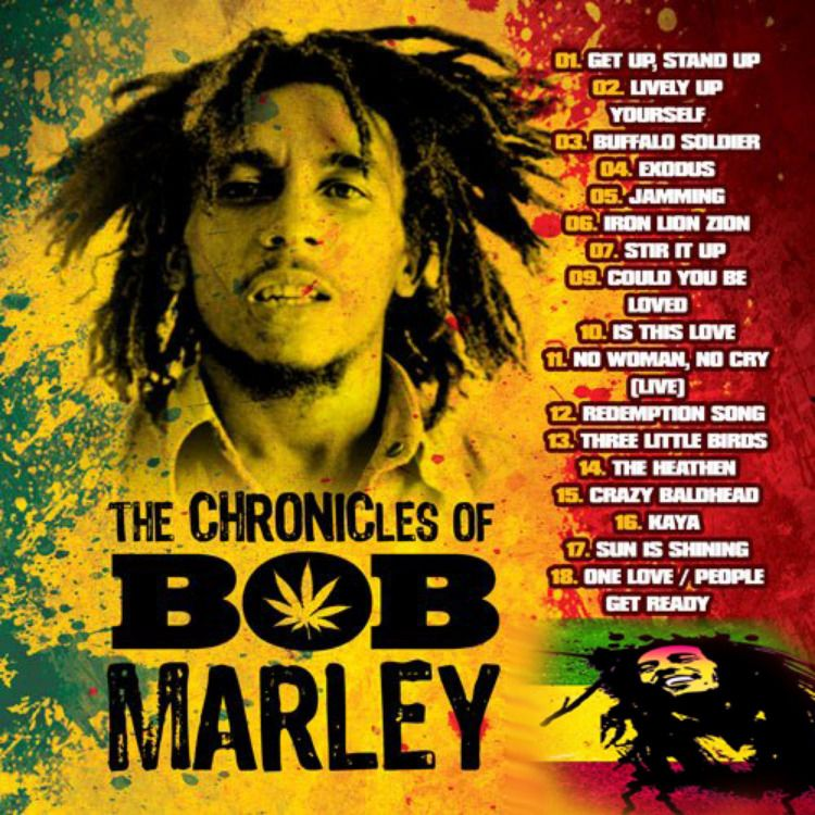 Bob Marley The Chronicles Of  Reggae Mix MP3 Download | PressureMP3