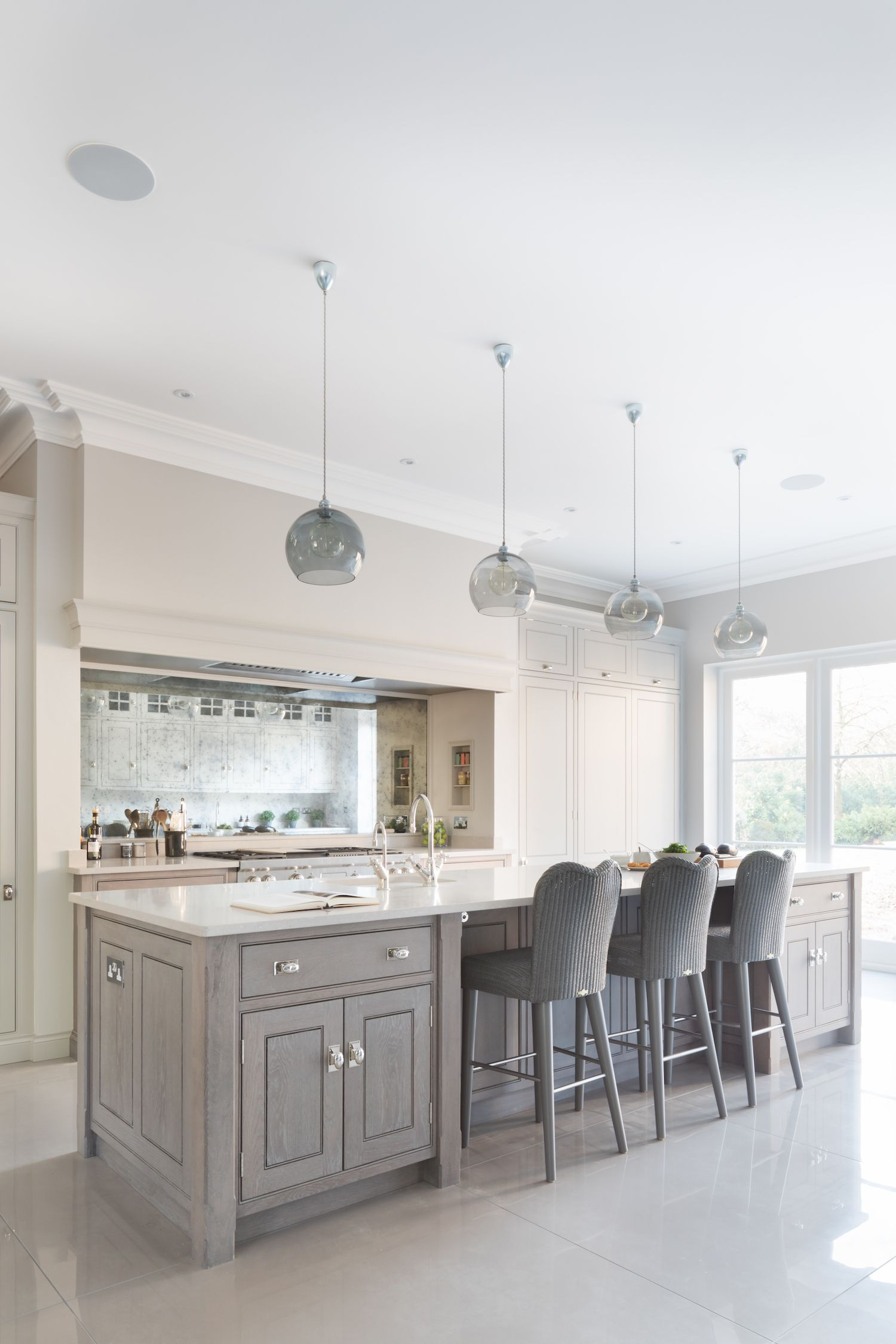 Kitchen Island Ideas Customize A Kitchen Island To Suit Your Personal Style Contemporary Open Plan Kitchens Open Plan Kitchen Living Room Home Decor Kitchen