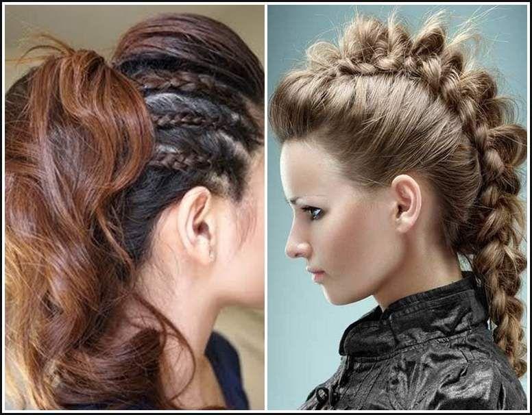 Rocker Frisuren Für Frauen Bob Frisuren Einfache Frisuren