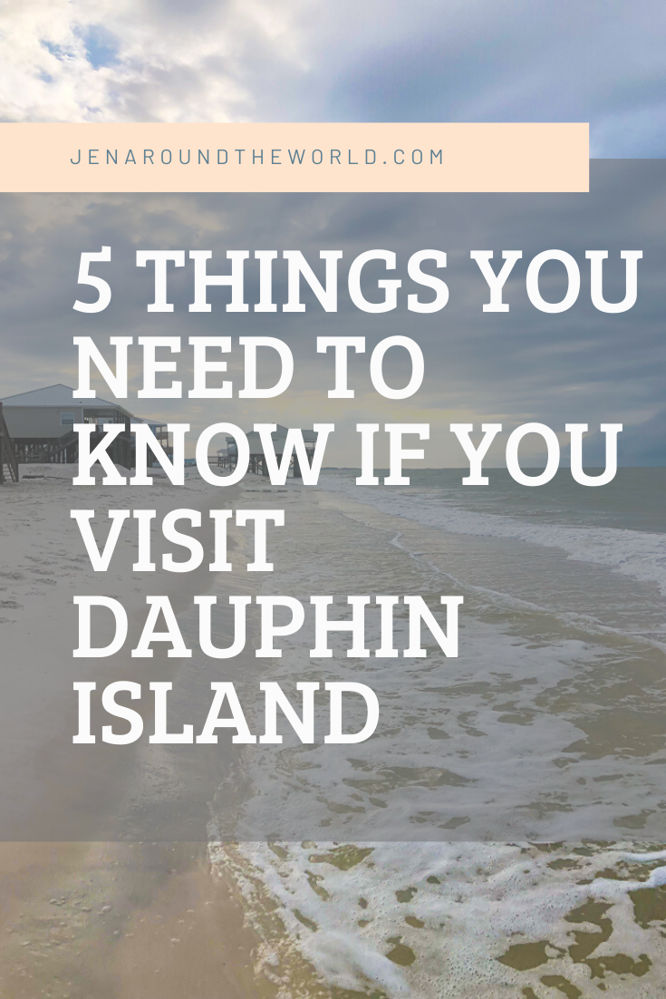 5 Things You Need to Know if You Visit Dauphin Island Alabama -