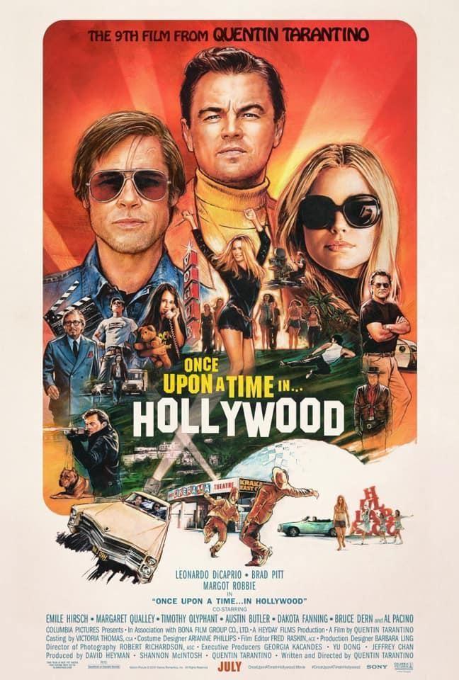 DVD CINE 2779 Érase una vez en... Hollywood (2019) EEUU