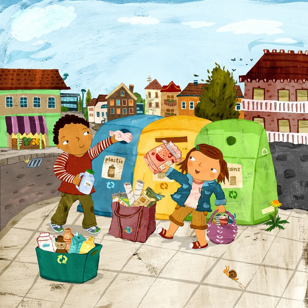 Children's Illustrator, Christiane Engel is represented by Good Illustration. Further work can be viewed at: www.goodillustration.com