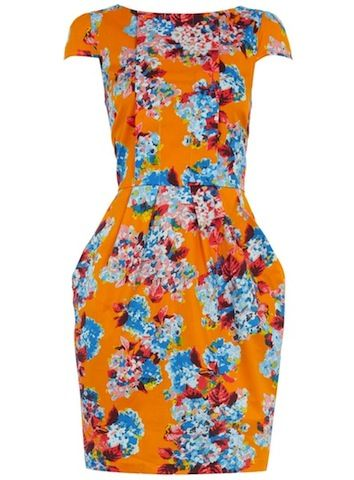 Spring 2012 Trend. Floral Prints - Get the Look For Under 100 Bucks