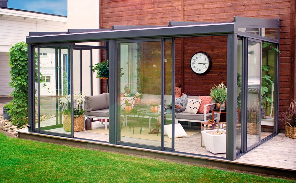 Komplette Hagestuer Willab Garden Til Hjemmet Uteplass