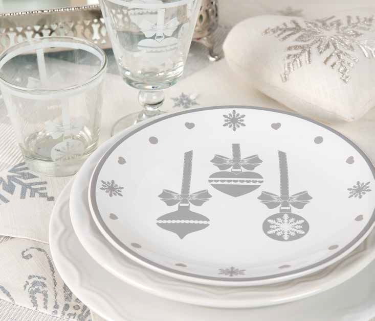 Christmas table Blanc Mariclò