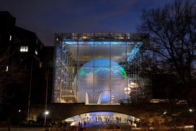 Amazing Planetariums You Should Visit Hayden Planetarium Planetarium Space Tourism