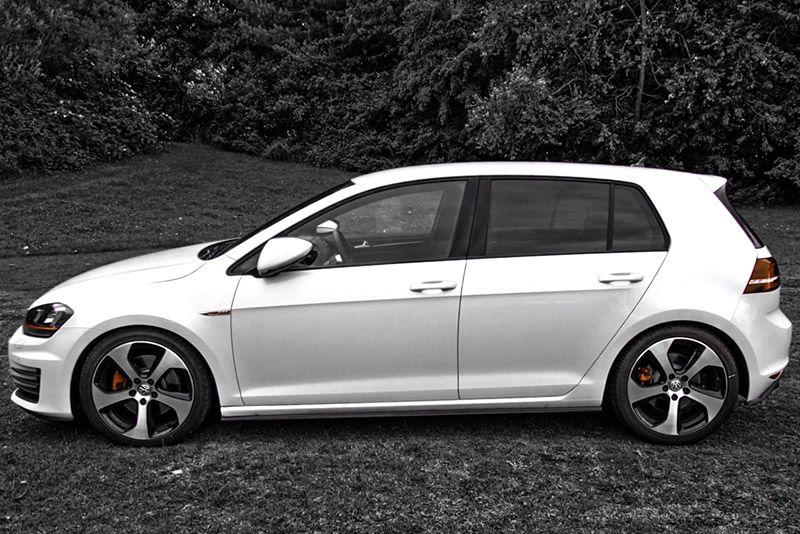 Racingline Vwr Sport Springs Mk7 Golf Gti Volkswagen Scirocco