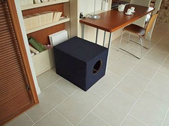 Decorative Litter Box Covers What Type Of Litter Box Should Be Used  Litter Box Box And Animal