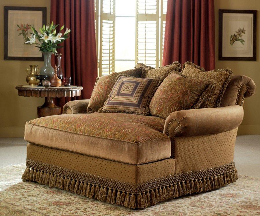 Luxury Double Chaise Lounge Indoor — The Homy Design