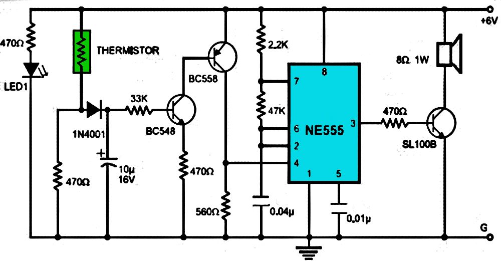 99b6051674ab01530db467e29f42883d fire alarm using ne555 electronics knowledge pinterest fire alarm circuit diagram at mifinder.co