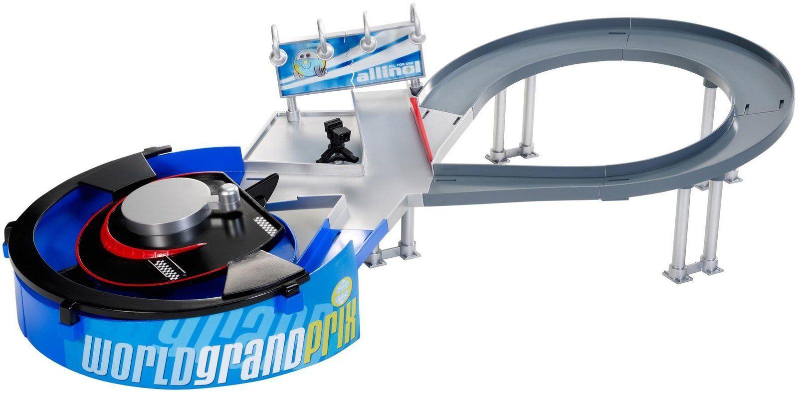 Cars 2 Quick Changers Crash \'N\' Change Speedway Track Set $24.99 ...