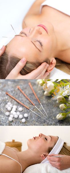 Facial acupuncture is a painless method to reducing the ...