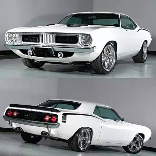 1972 Plymouth Barracuda …