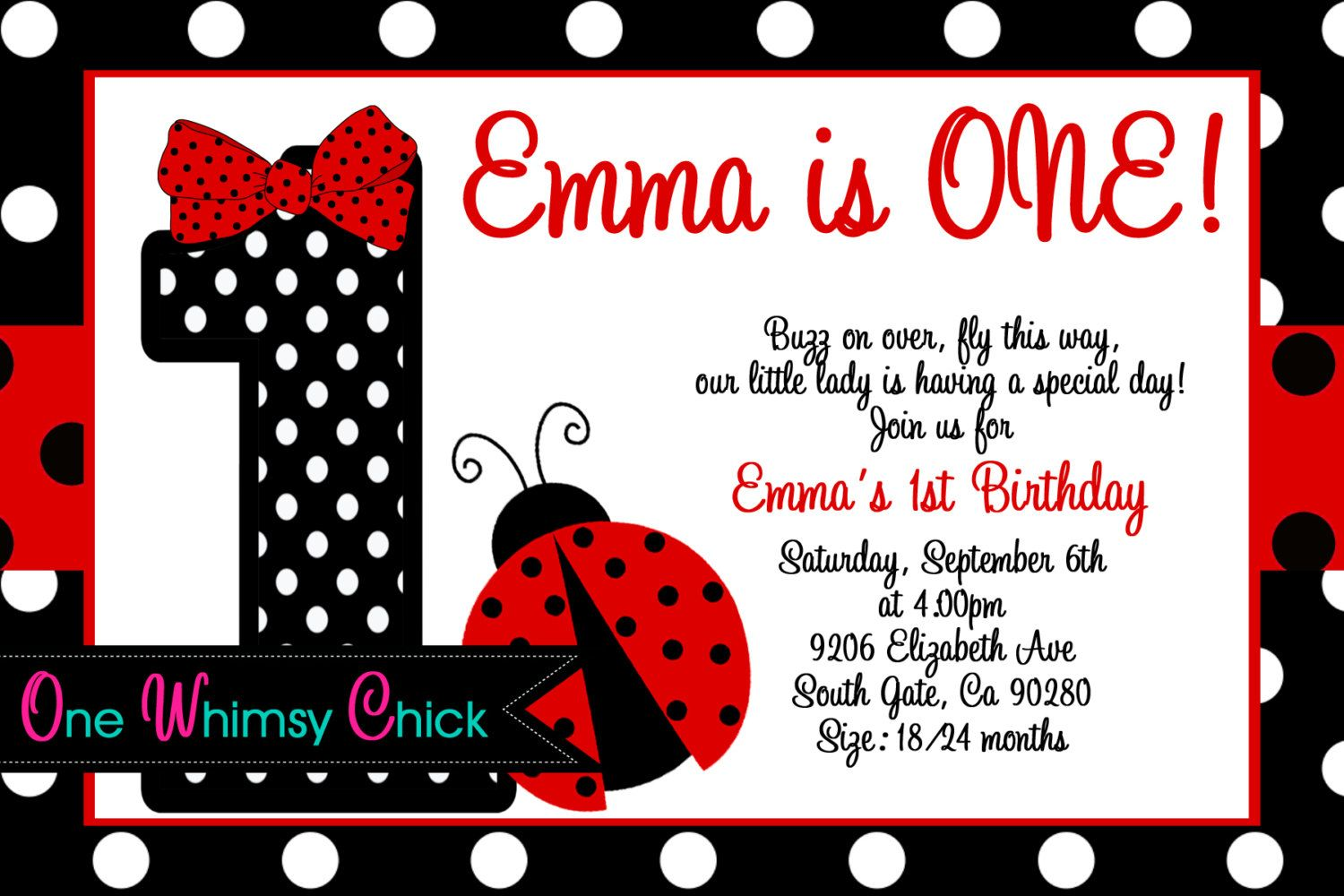 Ladybug birthday party invitations images invitation templates comfortable ladybug invitation template ideas entry level resume fine ladybug birthday invitations ideas invitation card ideas filmwisefo Choice Image