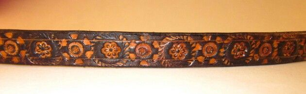Bracelet by Beauvine Leather.