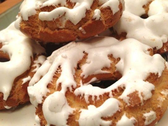 Receta de las típicas roscas de aire salmantinas | Hosteleriasalamanca.es