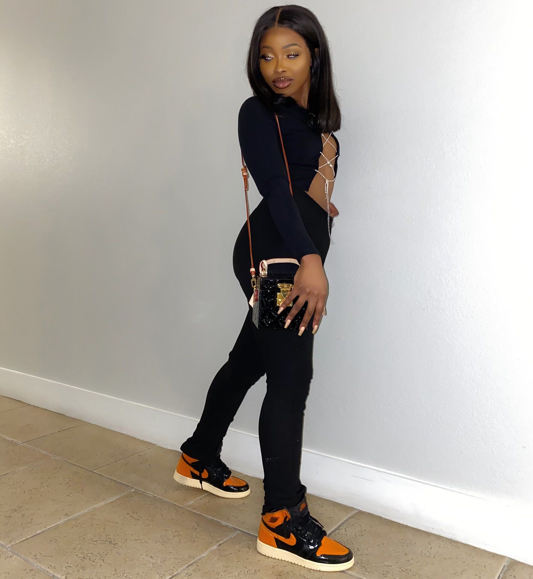 Posh_midget  | Black girl outfits, Pretty black girls