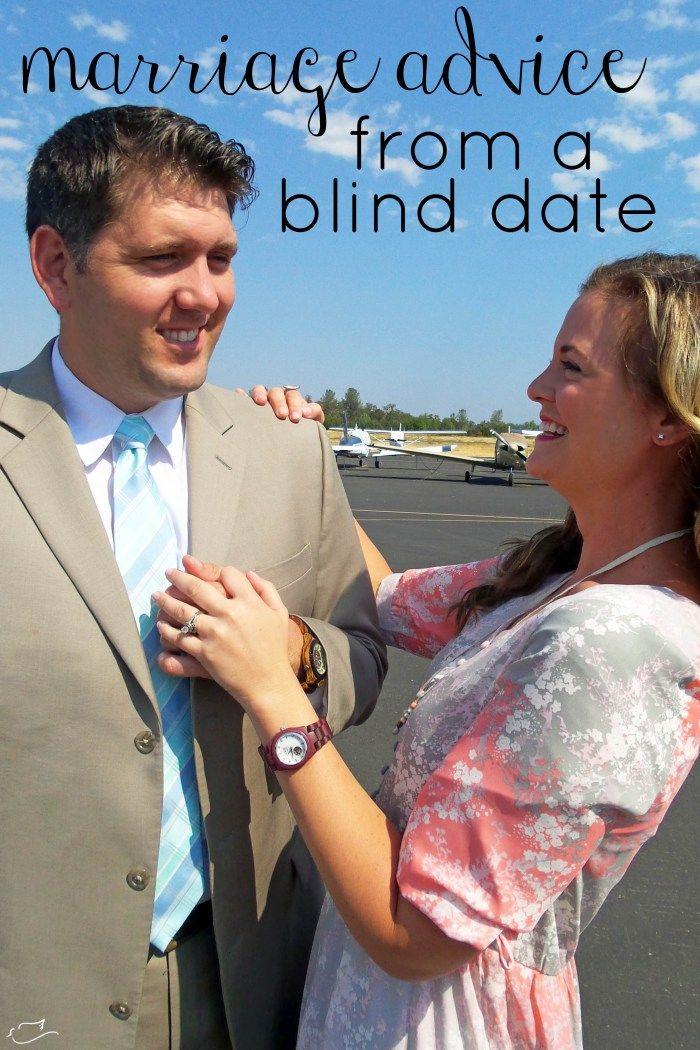 A blind guy dating blog