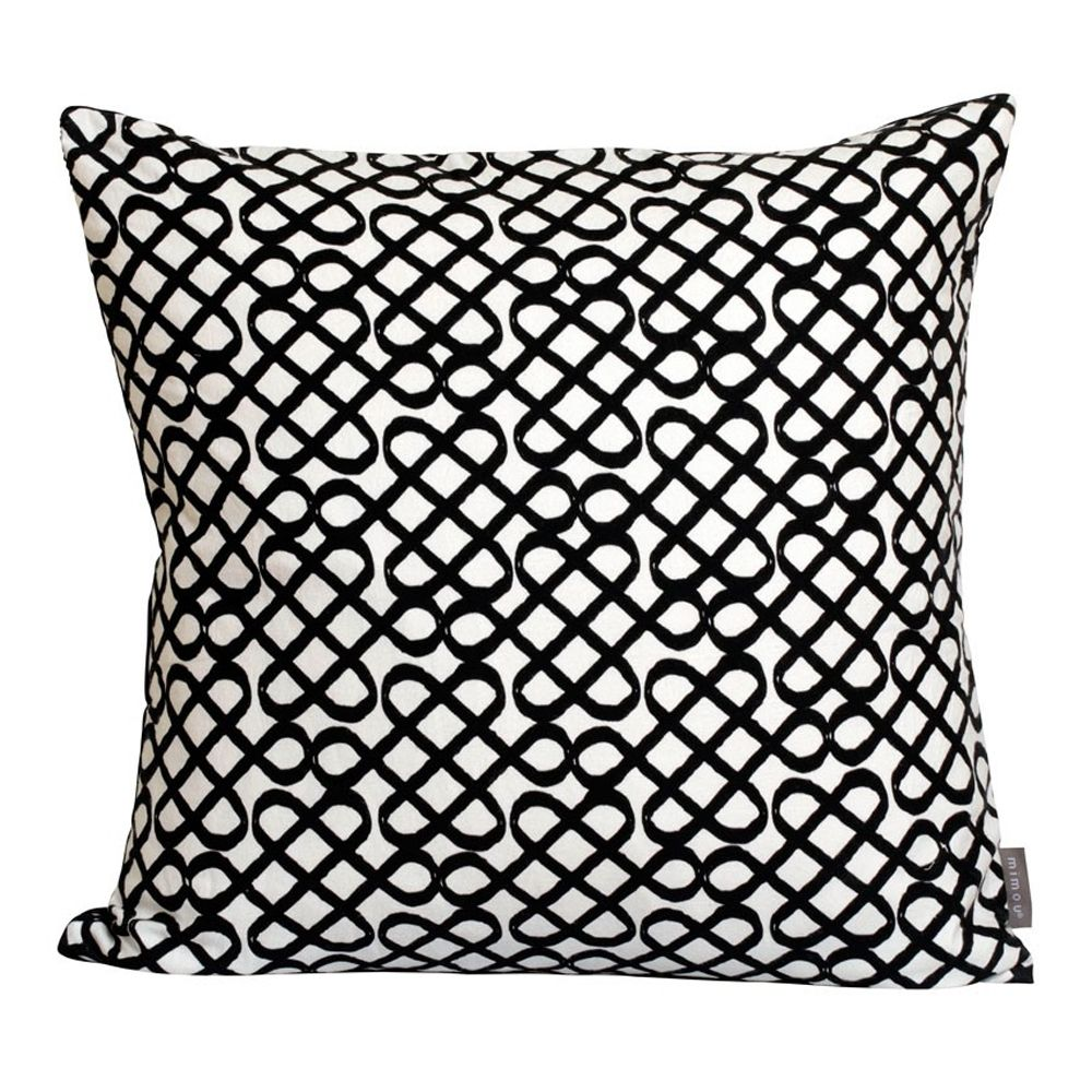 Eternity Knot Cushion From Mimou. #design #cushion Home Design Ideas