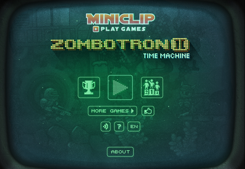 Zombotron Games to play, Fun games, Game time