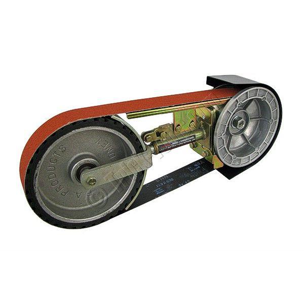 Multitool 8 Inch Contact Wheel Belt Grinder Sander 8cw Belt Grinder Multitool Grinder