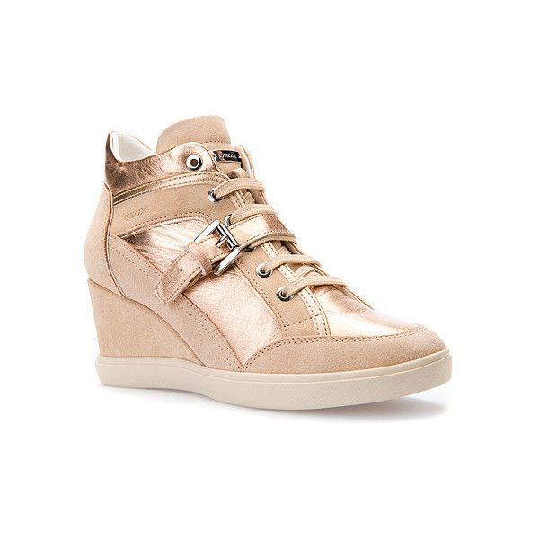 f5e28f7ba6e0 Geox Eleni ( 200) ❤ liked on Polyvore featuring shoes