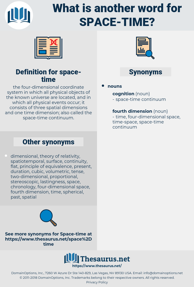 Synonyms For Space Time Thesaurus Net Words Professional Templates Brochure