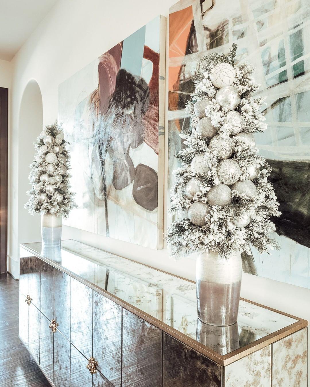 "Christmas Interior Decorator on Instagram: ""Jingle, jingle ..."