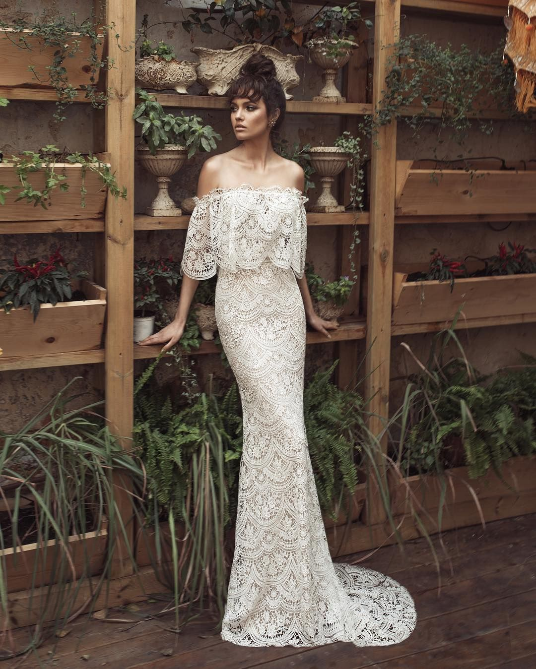 Julie vino style pinterest gowns weddings and wedding dress