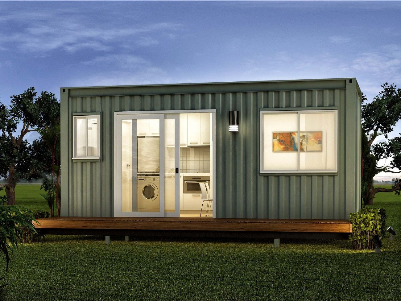 Delicieux House · Container Home Designs ...