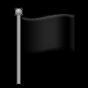 Waving Black Flag Iphone Black Flag Iphone 8