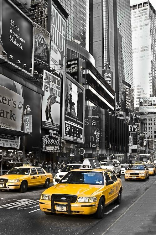 Pin By Ayane Watanabe On New York City New York Taxi City New York City