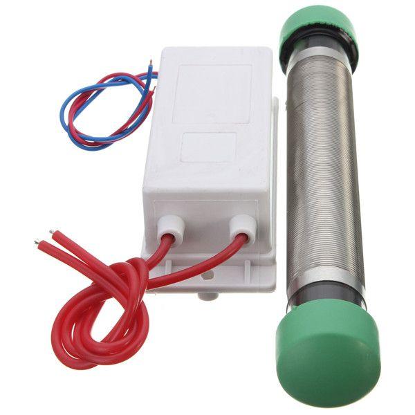 새로운 ac 220 볼트 7.5 그램 오존 발생기 오존 튜브 7.5 그램 diy 물 공장 공기 청정기