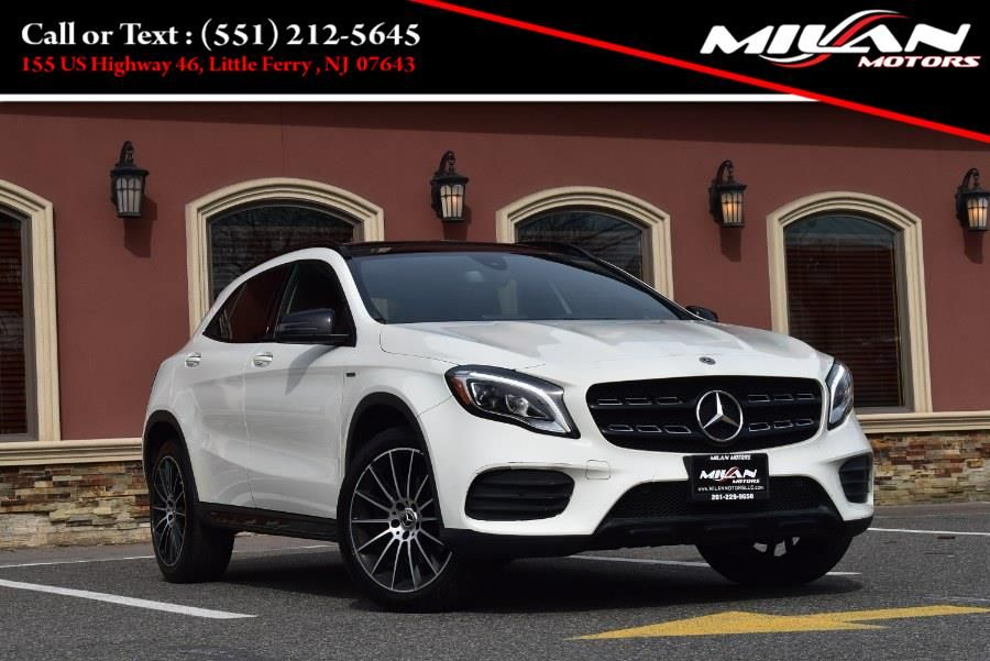 2018 Mercedes Benz Gla Gla 250 4matic Suv Ice Edition Available