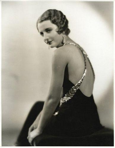 "Barbara Stanwyck in ""Forbidden"" (1932)"