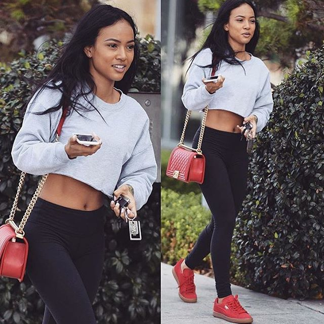WEBSTA @ karrueche - faveRed