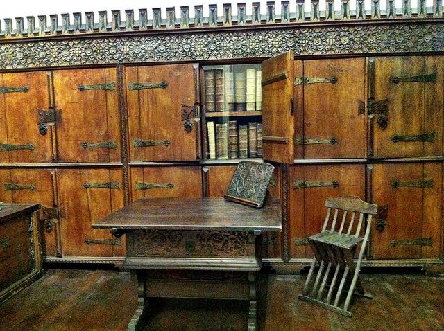 Hungarian National Museum - 16th Century Scholar's Room | Flickr - Photo Sharing!