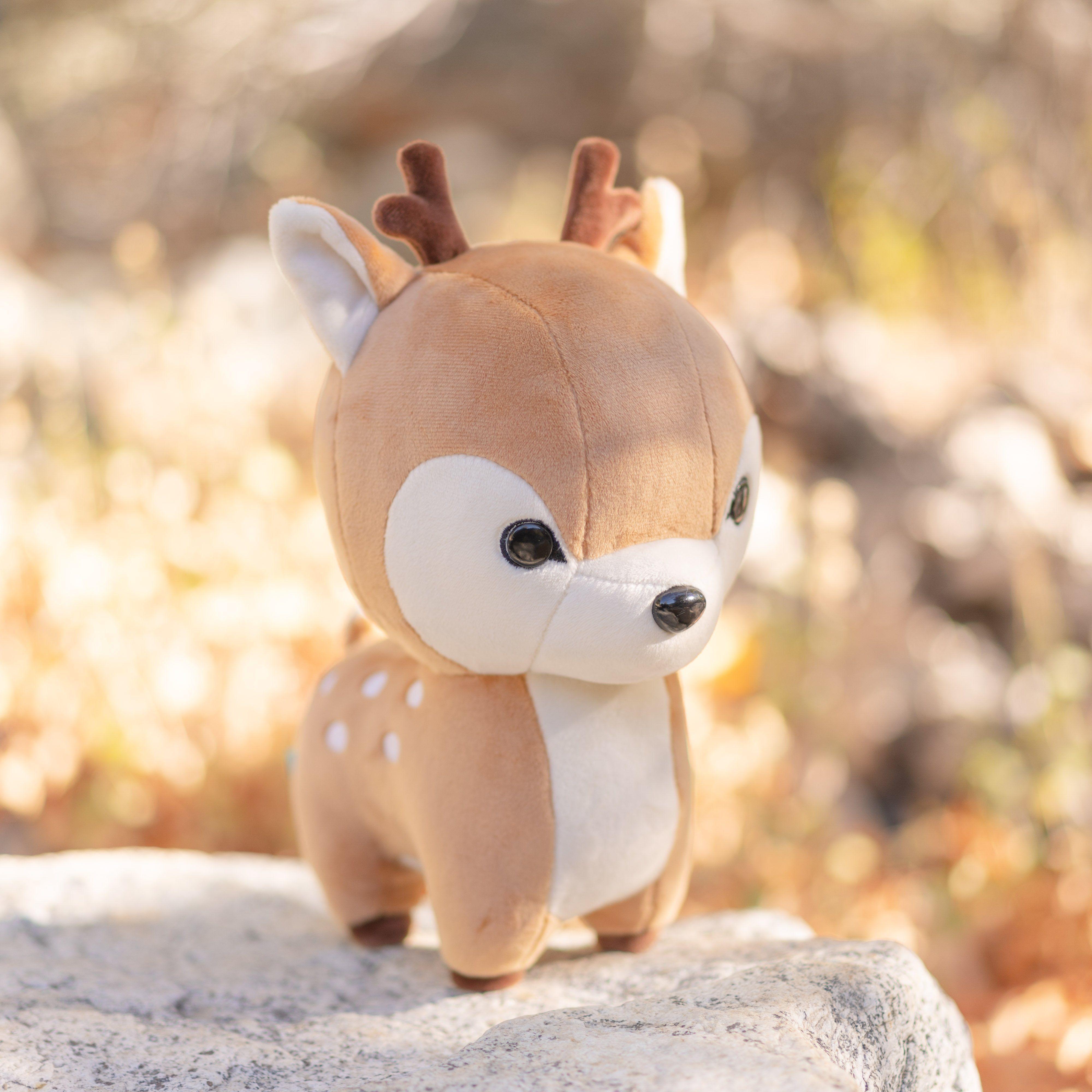 Deeri The Deer In 2021 Cute Stuffed Animals Kawaii Plushies Kawaii Plush [ 4000 x 4000 Pixel ]