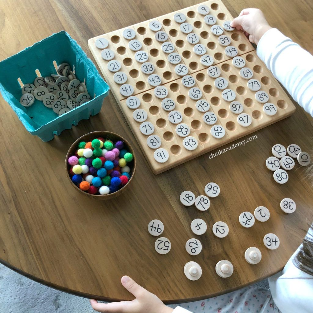 Hundred Board 10 Fun Ways To Learn With This Montessori