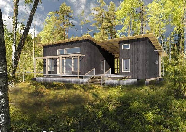 Suomalaiset eivät enää hyväksy rakentamisessa muoveja, uskoo rakennusyhtiön toimitusjohtaja.