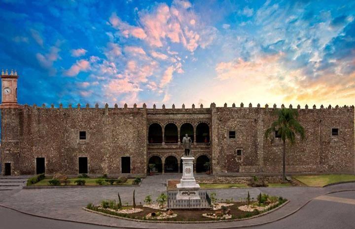 Museo Regional Cuauhnáhuac y Jardin Borda, Morelos